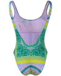 Versace - Polyester One-piece Suit - Lyst