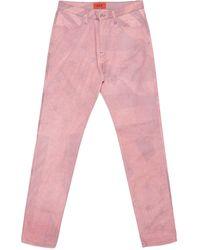 424 BAUMWOLLE JEANS - Pink