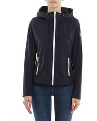 Colmar Polyester Outerwear Jacket - Blue