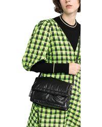 Marc Jacobs The Pillow Crossbody Bag Black - Schwarz