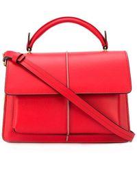 Marni Top Handle Bag - Red