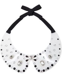 RED Valentino Other Materials Necklace - White