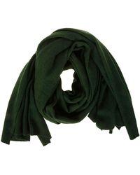 Fabiana Filippi Wool Scarf - Green