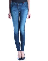 Who*s Who Blue Cotton Jeans