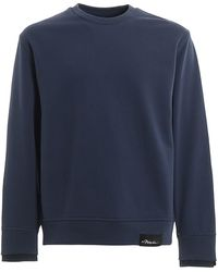 3.1 Phillip Lim Blue Cotton Sweatshirt