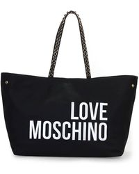 Love Moschino TESSUTO - Nero