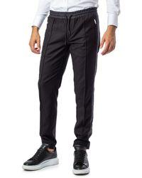 Antony Morato Black Polyester JOGGERS