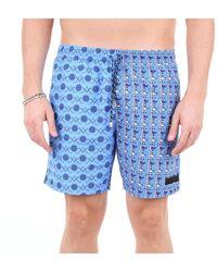 Stella McCartney Polyester Trunks - Blue