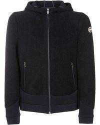 Colmar 11431wh68 baumwolle sweatshirt - Blau