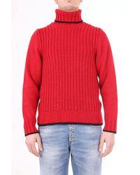 Relive Trousse sweatshirt herren - Rot