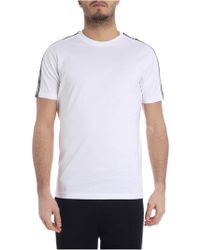 Versus Cotton T-shirt - White