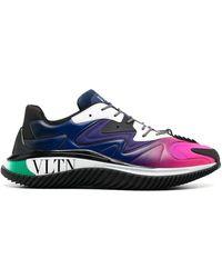Valentino Garavani Valentino garavani vltn sneakers - Blau