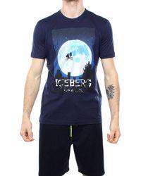 Iceberg COTONE - Blu