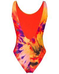 MSGM - Multicolour Polyester Lingerie & Swimwear - Lyst