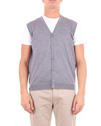 Heritage Gray Wool Vest
