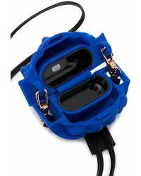 Versace Pvc Case - Blue