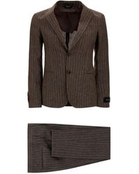 Z Zegna - Other Materials Suit - Lyst
