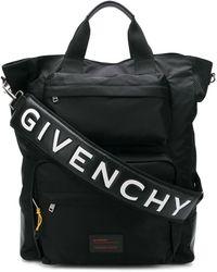 Givenchy Polyamide Travel Bag - Black