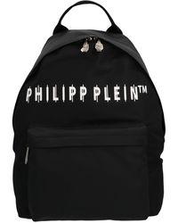 Philipp Plein Backpack - Black