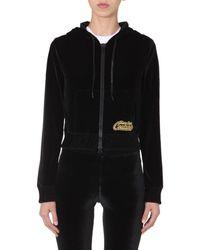 Versace Jeans Couture SWEATSHIRT - Schwarz