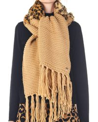 Guess Scarf - Brown