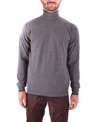 Jacob Cohen Gray Cashmere Sweater