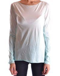 BP. Light Blue Cotton T-shirt