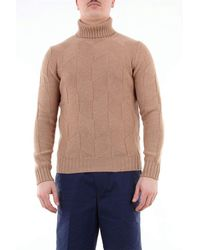 Gran Sasso - WOLLE SWEATER - Lyst