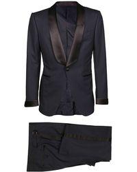 Tom Ford Anzug - Blau