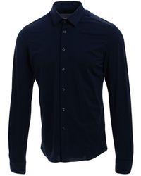 Rrd Cotton Shirt - Blue