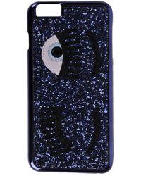 Chiara Ferragni COVER CFCIP6P001E PVC - Blu
