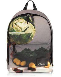 3.1 Phillip Lim Blue Leather Backpack