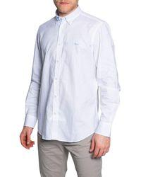 Harmont & Blaine Crf012001202 Cotton Shirt - White