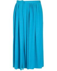 Balenciaga ANDERE MATERIALIEN ROCK - Blau