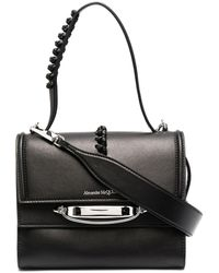 Alexander McQueen - Leather Handbag - Lyst