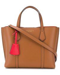 Tory Burch Leather Handbag - Brown