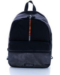 Marcelo Burlon Polyamide Backpack - Black