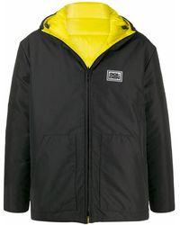 Golden Goose Gmp00267p00015890100 Coat - Black