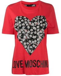 Love Moschino - COTONE - Lyst
