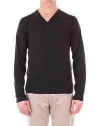 Zanone - Green Wool Sweater - Lyst