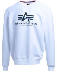 Alpha Industries COTONE - Bianco