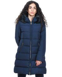 Geospirit Polyester Down Jacket - Blue