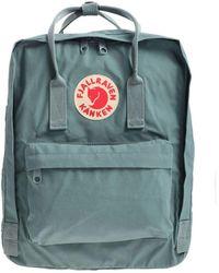 Fjällräven Kånken Green Polyamide Backpack