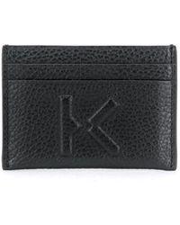 KENZO Card Holder - Black