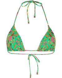 Tory Burch Polyamide Bikini - Green