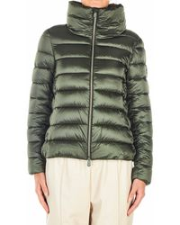 Save The Duck PIUMINO DONNA D3052WIRISY01963THYMEGREE VERDE