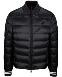 2d82ea6f5 Black Polyamide Down Jacket