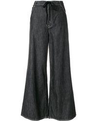 Maison Margiela Cotton Jeans - Black