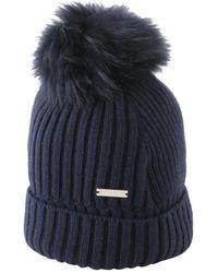 Woolrich Wool Hat - Blue
