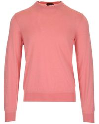 Tom Ford ANDERE MATERIALIEN SWEATER - Pink